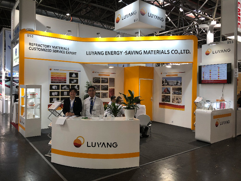 Luyang Participates in GIFA/METEC/THERMPROCESS/NEWCAST 2019 Exhibition